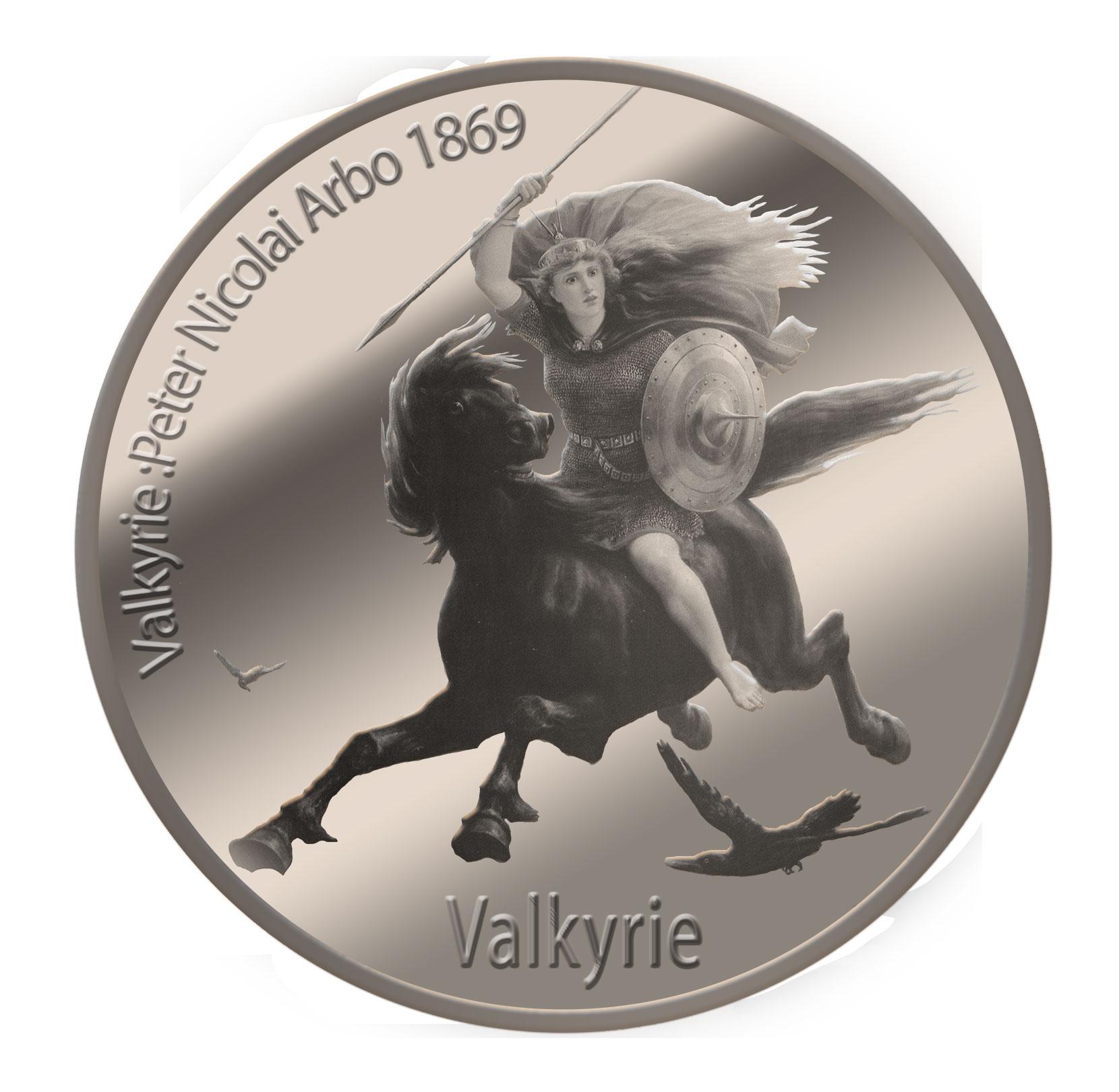 Valkyrie-coin