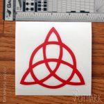 Triquetra-knot