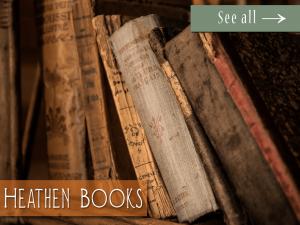 Shop Heathen books